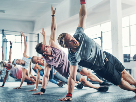 Here's Why You'll Benefit From Building Core Strength