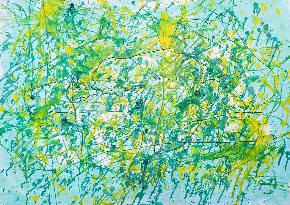 Живопись, абстракция, импрессионизм, подарок