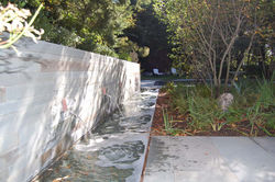 Custom Built Wall Fountain