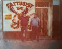 Johnny and Bobby Farrow