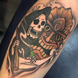 tiki tattoo.JPG