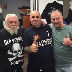 TC, Lal Hardy & Brett