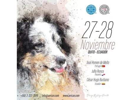 Asociación Ecuatoriana de Registros Caninos