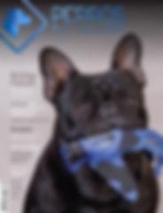 Tapa revista 4 Perros en Acción