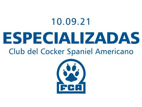 Club del Cocker Spaniel Americano