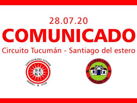 Circuito Tucumán Santiago del Estero