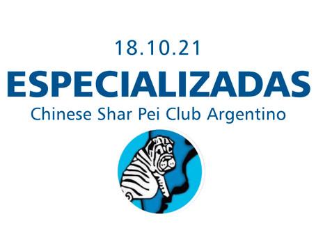Chinese Shar Pei Club Argentino
