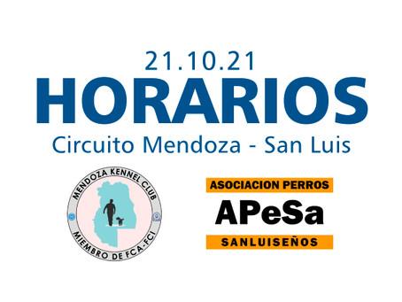 Circuito Mendoza - San luis