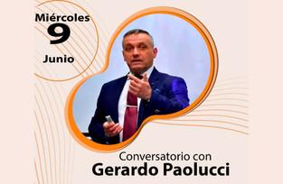 Conversatorio con el Sr. Gerardo Paolucci