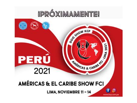 Américas & El Caribe FCI en noviembre 2021