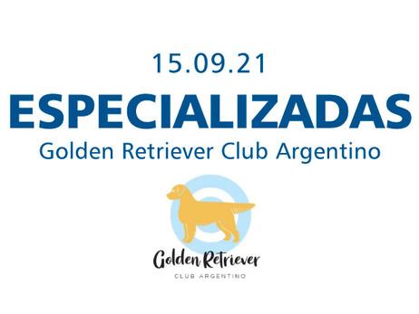 Golden Retriever Club Argentino