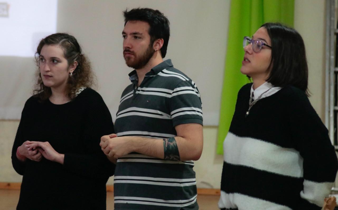 """3er Encuentro: Escuela Nocturna N°03 de 01 """"Onésimo Leguizamón"""""""