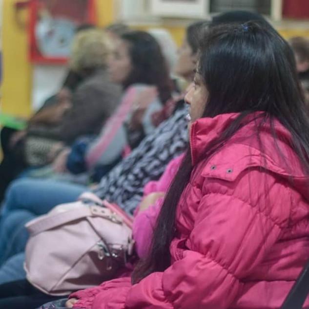 """1er Encuentro: Escuela Nocturna N°03 de 01 """"Onésimo Leguizamón"""""""