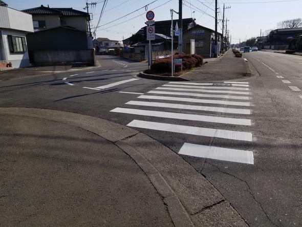 ☆より安全な通学道路へ