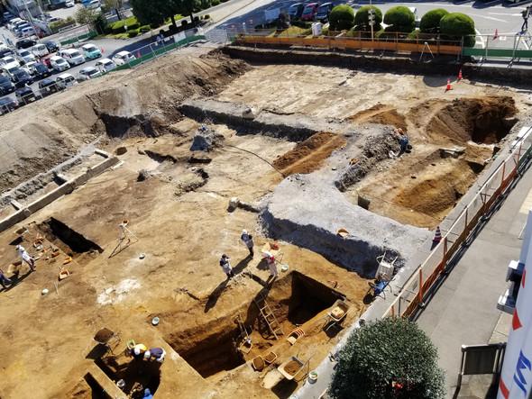 🏢小山市新庁舎の史跡調査