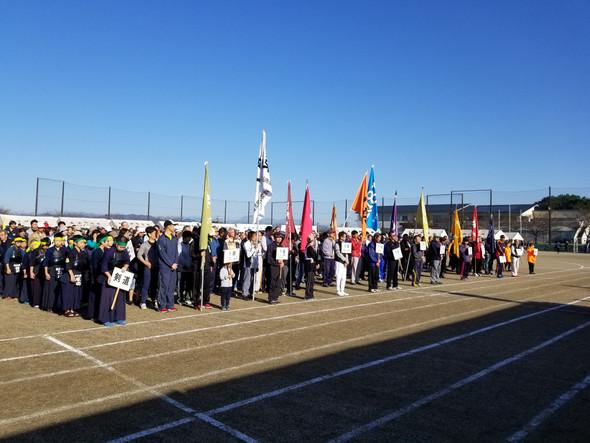 🔫間々田体育祭