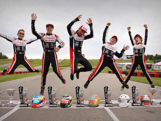 PR: 9 Victories and 24 Podiums for Prime Powerteam in Month of July