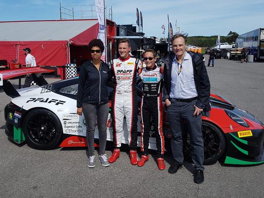 Pfaff Motorsports Signs Mackenzie Clark to Driver Development Program