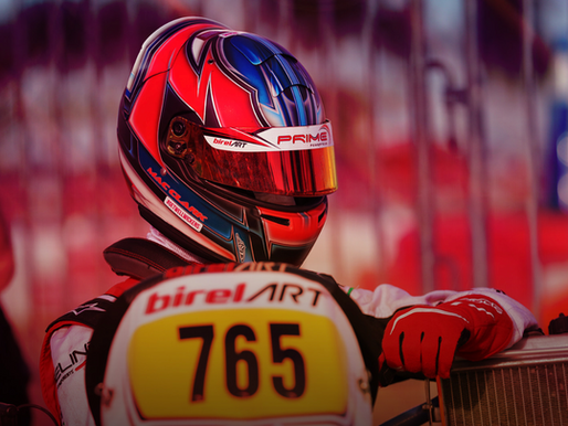 The Highs and Lows of Karting