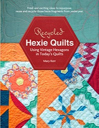 Book: Recycled Hexie Quilts