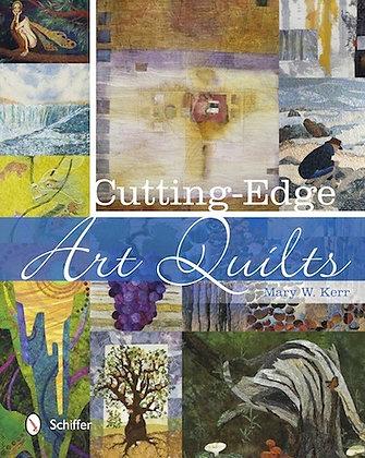 Book: Cutting Edge Art Quilts