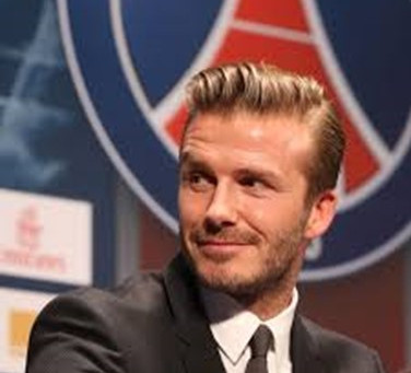 WHAT MAKES DAVID BECKHAM'S HAIR SO GOOD?