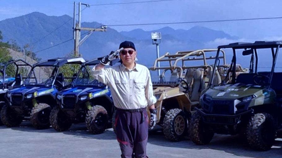 「李隊長」李安哲指出,森林探險活動是『客製化』活動(大馬力基地提供)-800x6