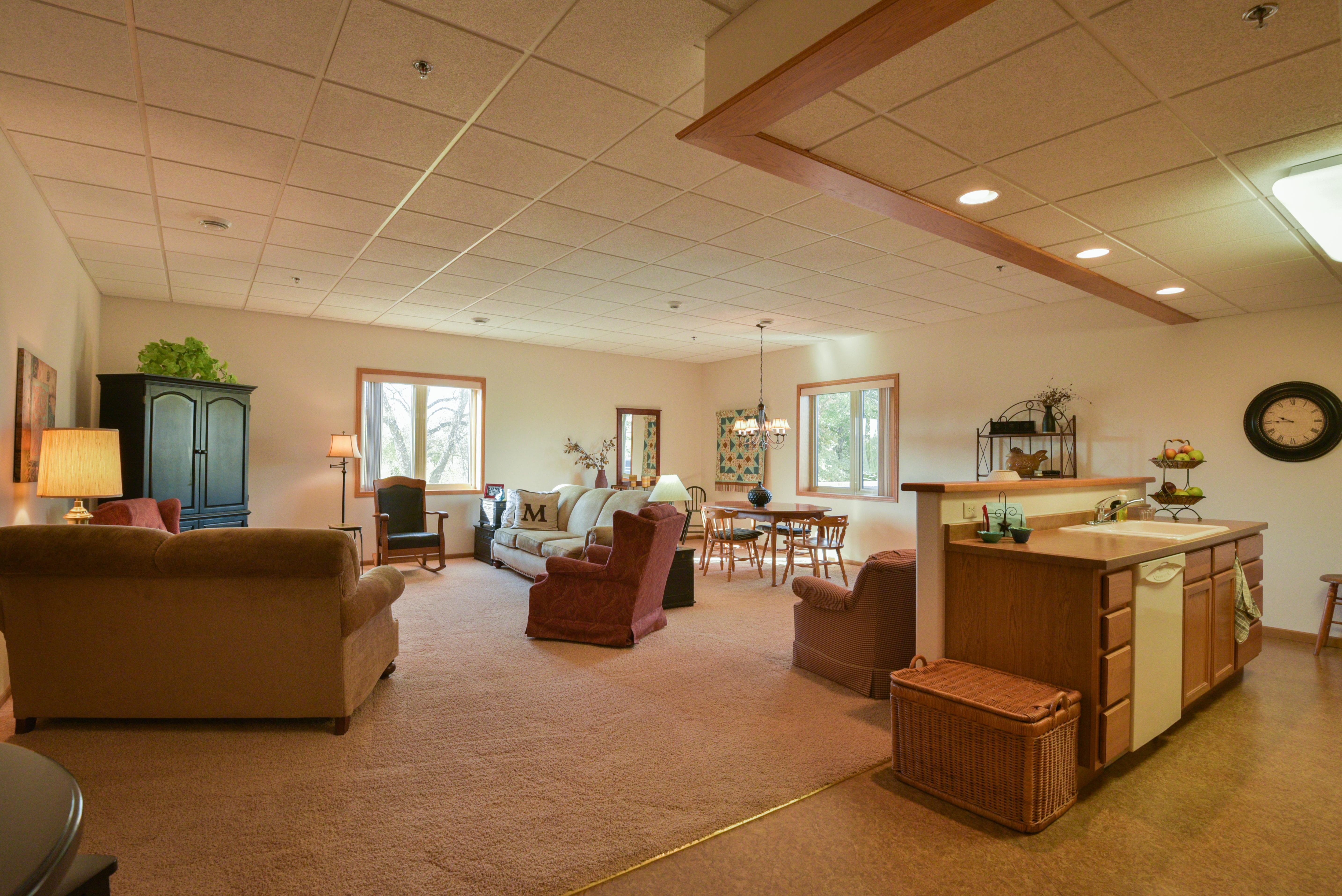 Landmark II Interior