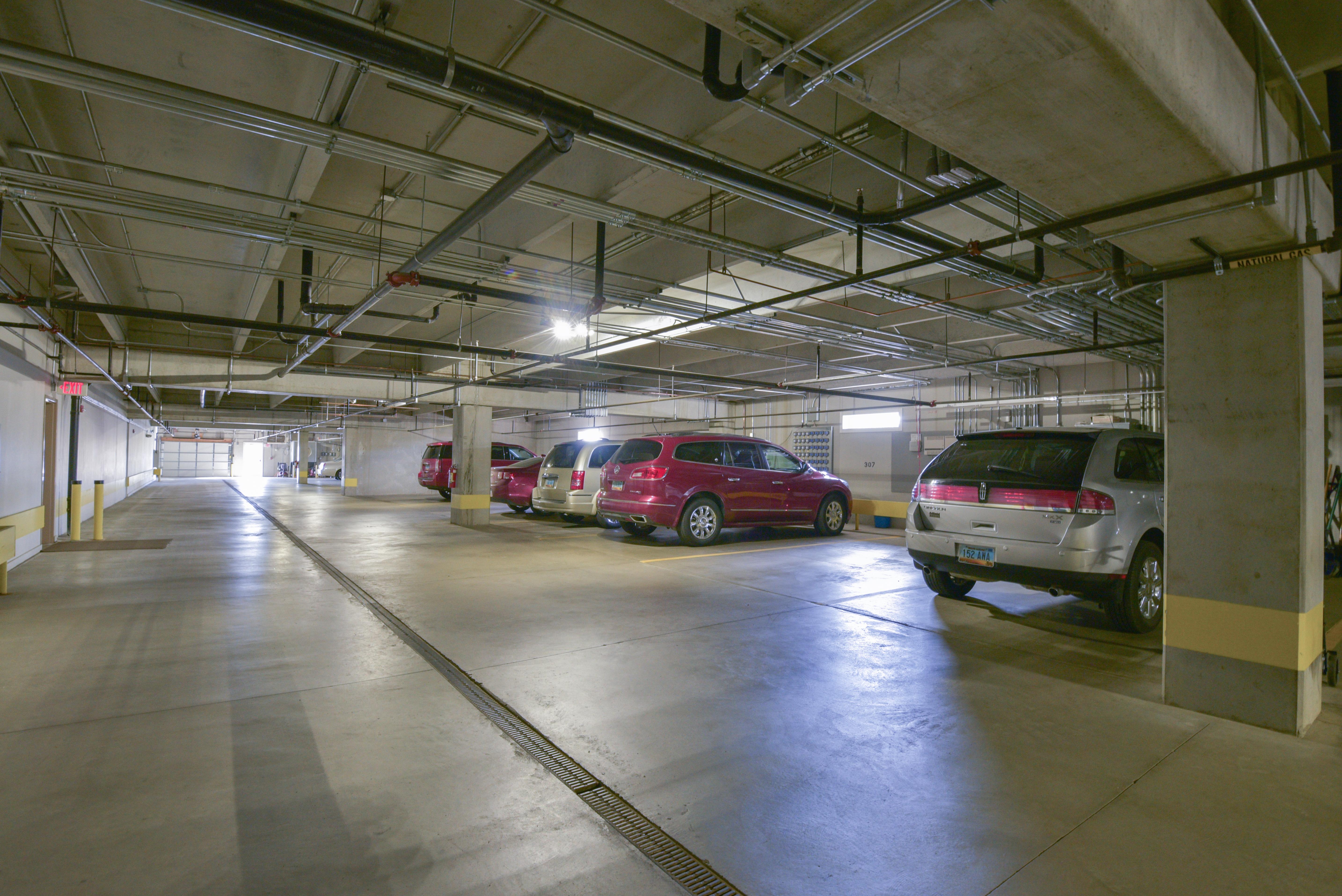Landmark II Garage