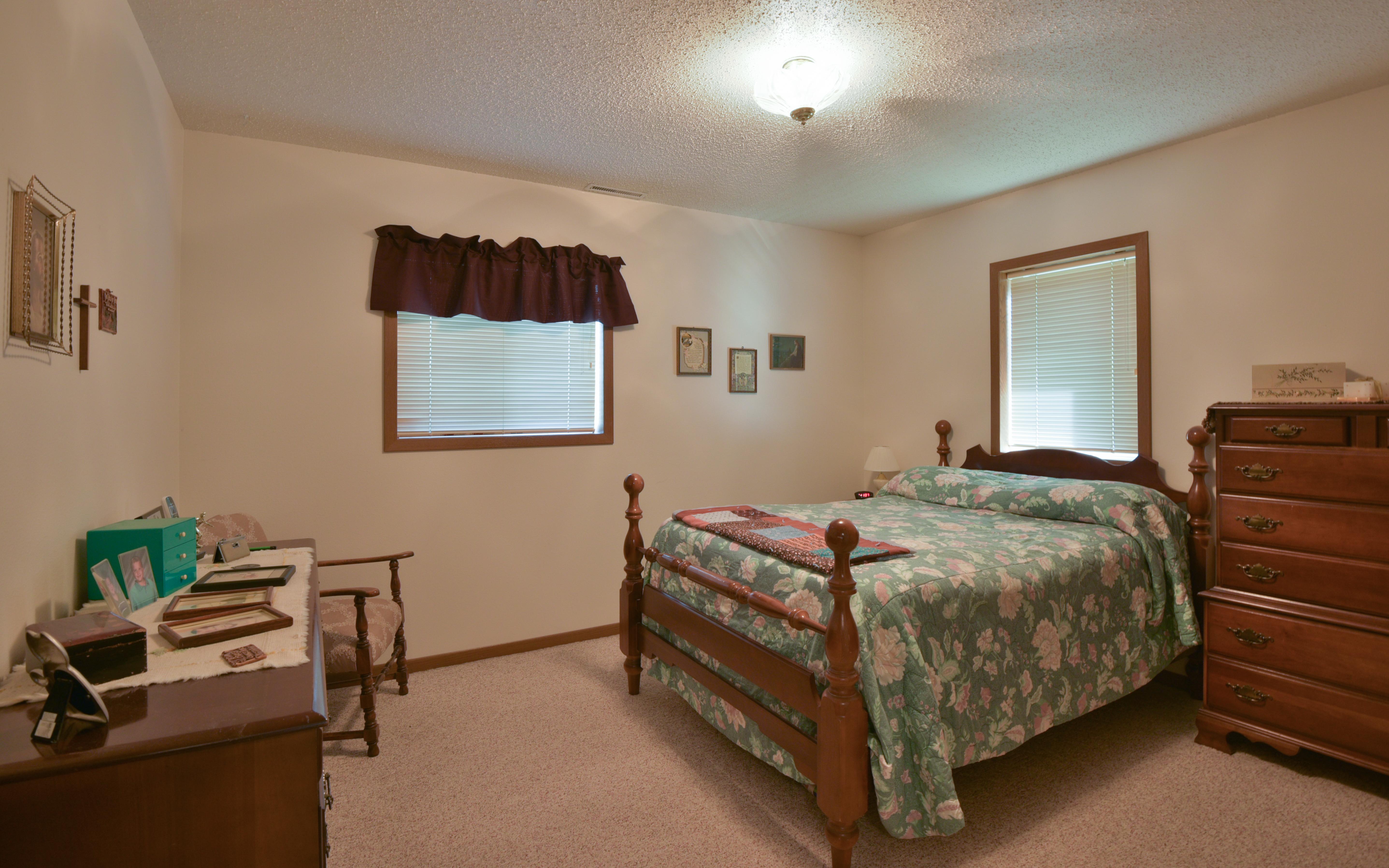 Greystone Bedroom