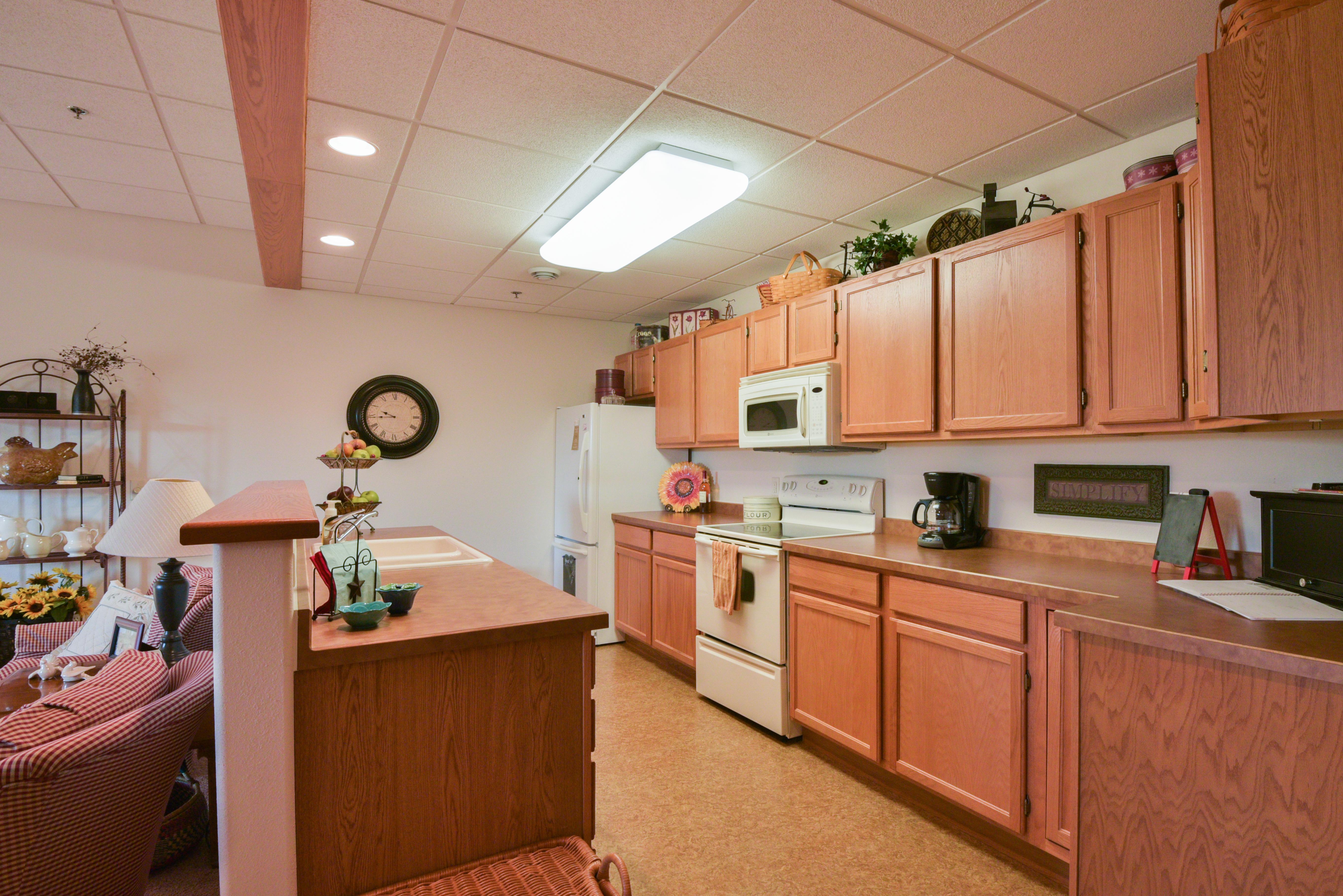 Landmark II Kitchen