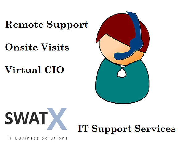 IT Support Services- SWATX Solutions