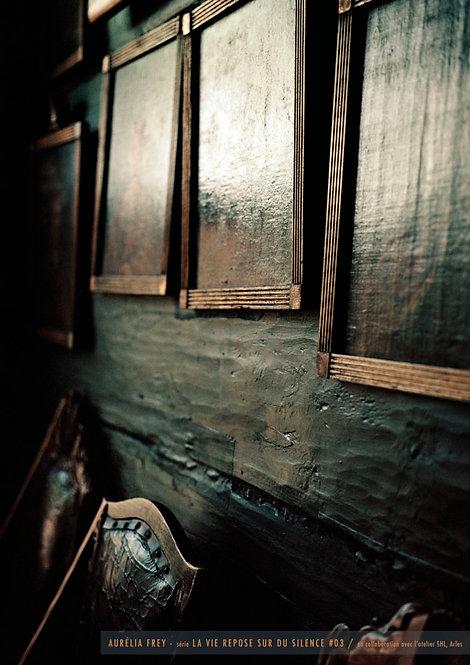 Aurélia Frey - La vie repose sur du silence #03