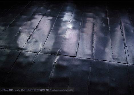 Aurélia Frey - La vie repose sur du silence #01