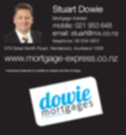 Stuart Dowie Mortgage adviser