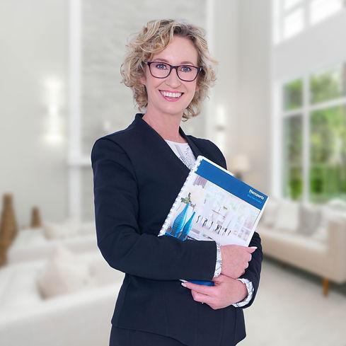 Benita Dwyer Harcourts Blue Fern