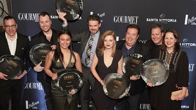 #Gourmet Traveller National Restaurant Awards 2018