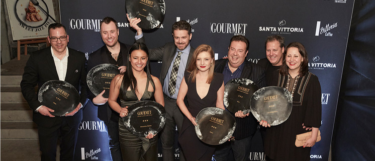 The Inside Word: Gourmet Traveller National Restaurant Awards 2018