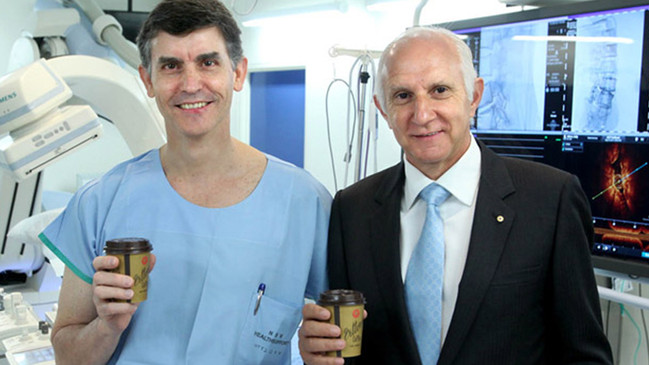 Robotic Surgery and Heart Lung Innovations at St Vincent's Hospital