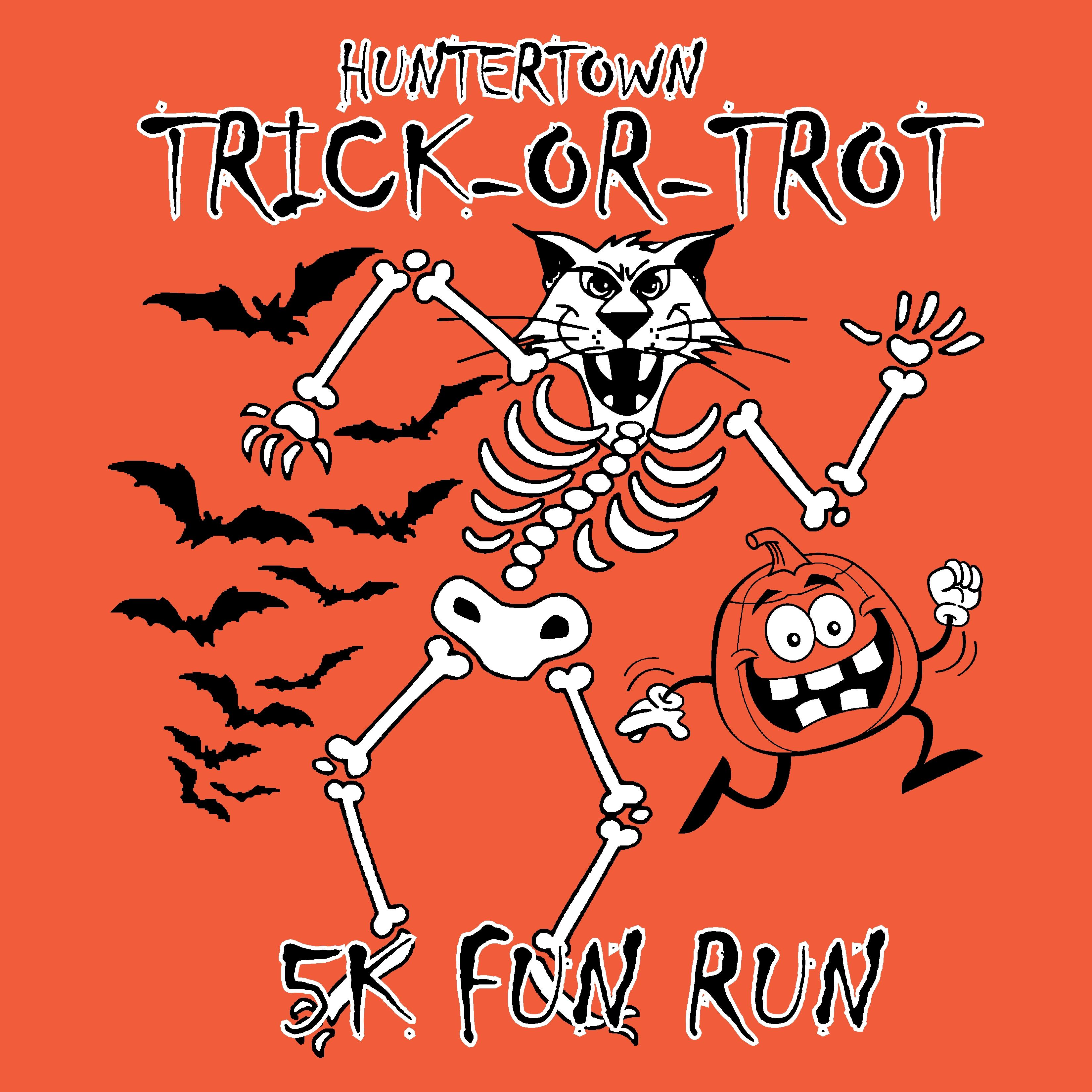 2016 Huntertown Trick-or-Trot 5k