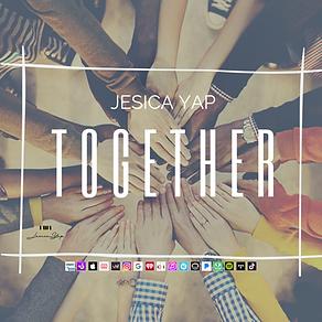 Together Album Cover Social Media Platfo