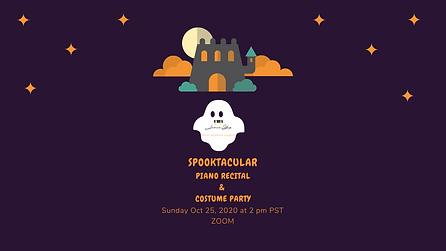 _ Cover - JYMA Spooktacular Piano Recita