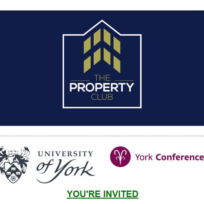 Property Club 30th May 2018 University of York