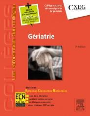 Parution du livre du CNEG Gériatrie