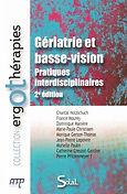 gériatrie, gérontologie, basse, vision, pratiques, interdisciplinaires, holzschuch, mourey, manière, aidants