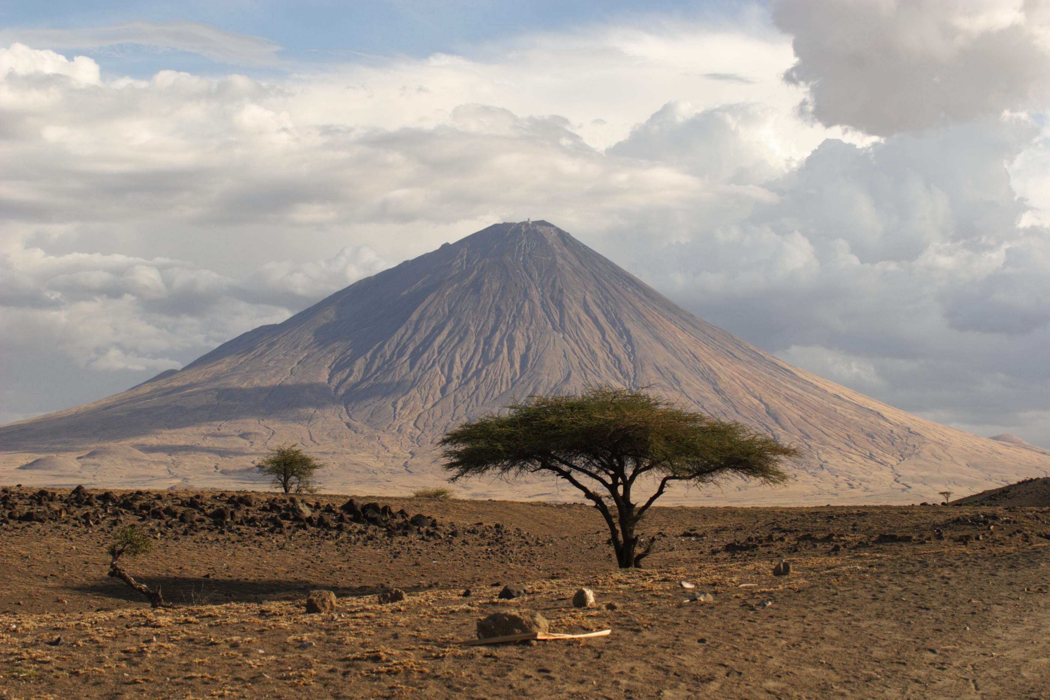 Lengai Volcano
