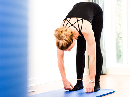 How to get started with Mat Pilates