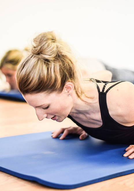 benefits from pilates
