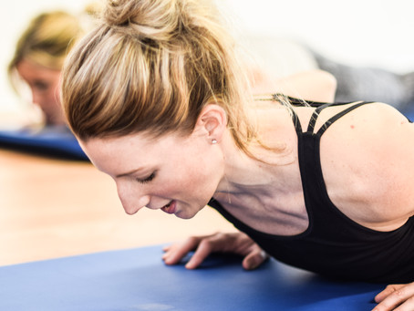 The Benefits for Mums that do Pilates