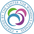 Certified instructor by the Center for Women's Fitness